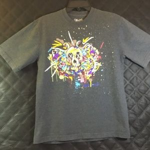 Marc Ecko Unisex Graphic Tee Day Of The Dead
